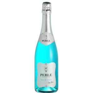 Perle Chavin Bleu белое игристое вино с голубикой
