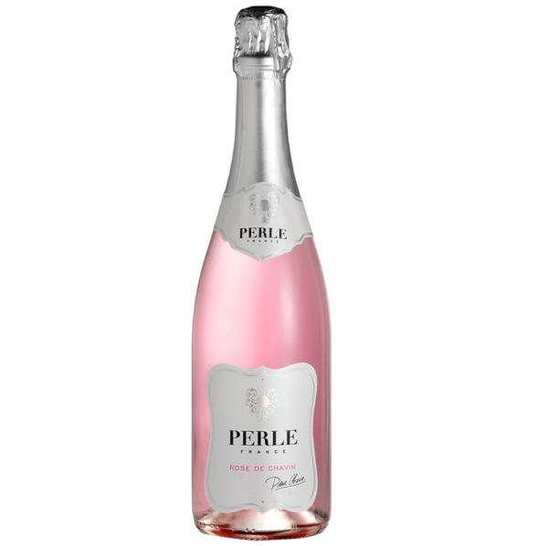 Perle Chavin Rose белое игристое вино из роз
