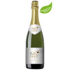 Silhouet Light Sparkling Blanc белое игристое безалкогольное вино со стевией